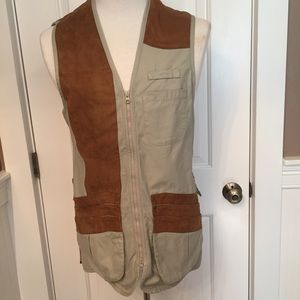 ⭐️ORVIS VEST SPORTSMAN HUNT SHOOTING POCKETS M